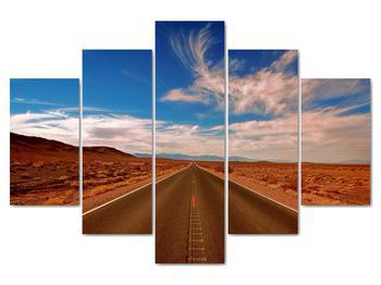 Obraz dlhej cesty (V020076V150105)