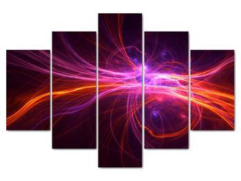 Obraz modernej abstrakcie (V020121V150105)