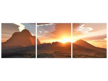 Obraz západu slunce (F000462F15050)