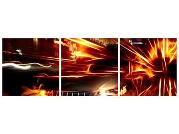 Obraz jedoucího auta (F000797F15050)