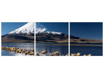 Obraz zasněžené hory (F000974F15050)