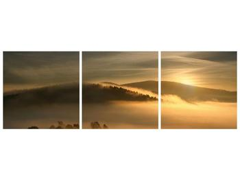 Obraz hor v mlze (F001451F15050)