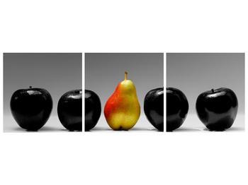 Obraz dvou jablek a hrušky (F001587F15050)