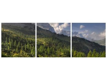 Krásný obraz hor (F001632F15050)