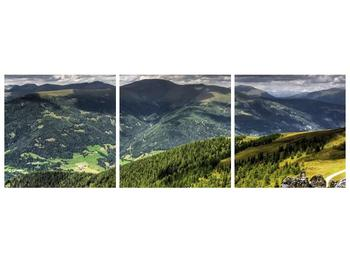Obraz horského údolí (F001635F15050)