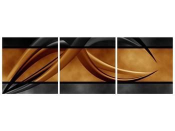 Dvoubarevný obraz chapadel (F002027F15050)