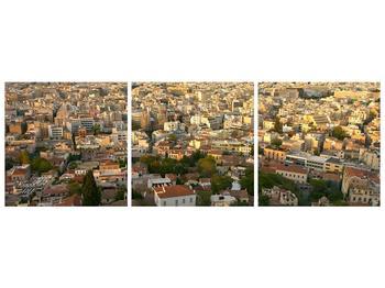 Obraz rozsáhlého města  (F002955F15050)