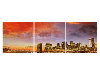 Tablou cu podul Brooklyn (K011278K15050)