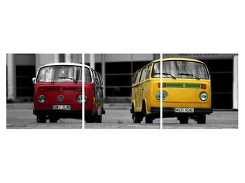 Obraz starých vozidiel (K011401K15050)