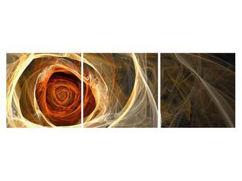 Moderní obraz růže (K011479K15050)