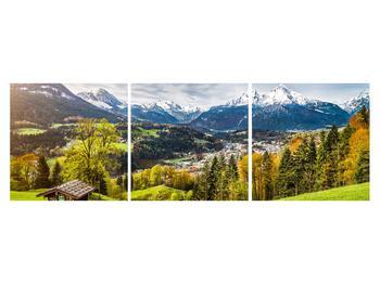Tablou cu peisaj montan (K011867K15050)