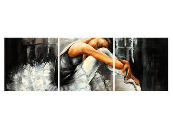 Obraz nešťastné baletky (K012404K15050)
