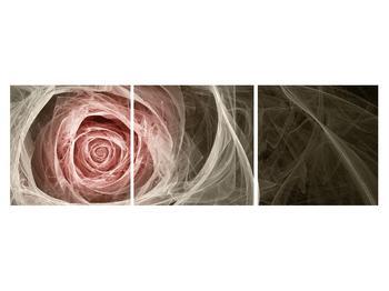 Abstraktní obraz růže (K014988K15050)