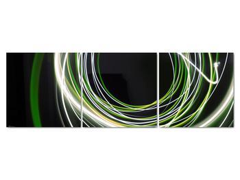 Obraz zelených čiar (V020054V15050)