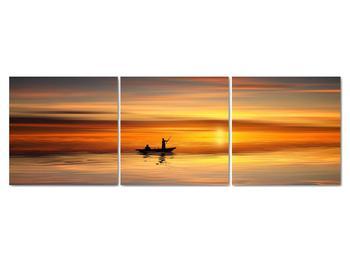Obraz - plavba na loďke (V020168V15050)