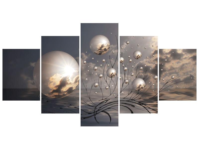 Moderní abstraktní obraz (F000610F150805PCS)