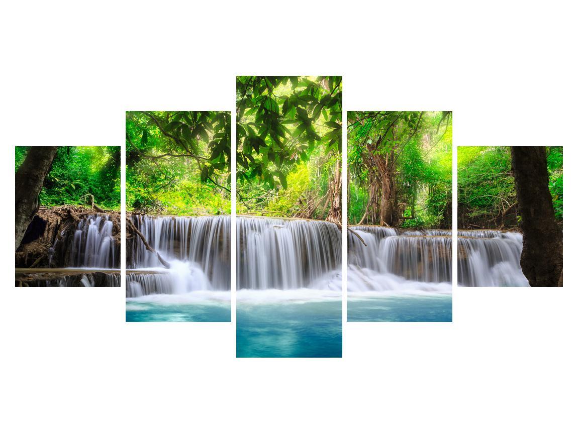 Obraz vodopádů (K012549K150805PCS)