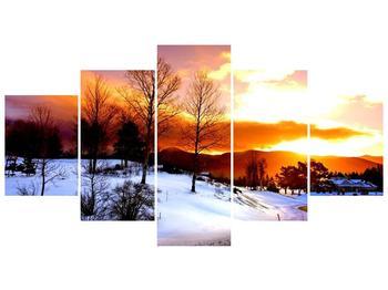 Obraz zimní krajiny (F000192F150805PCS)