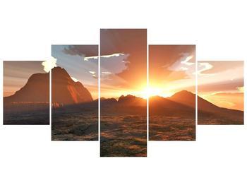 Obraz západu slunce (F000462F150805PCS)