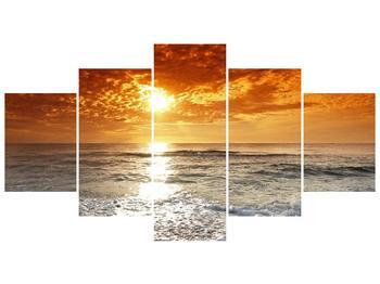 Obraz moře a západu slunce (F000643F150805PCS)