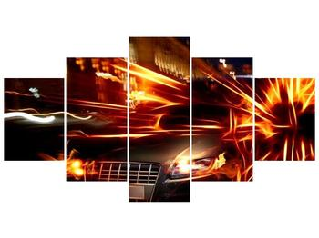 Obraz jedoucího auta (F000797F150805PCS)