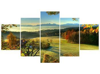 Krásný obraz podzimní krajiny (F001043F150805PCS)
