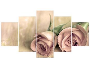 Obraz jemných růží (F001212F150805PCS)