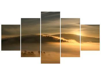 Obraz hor v mlze (F001451F150805PCS)