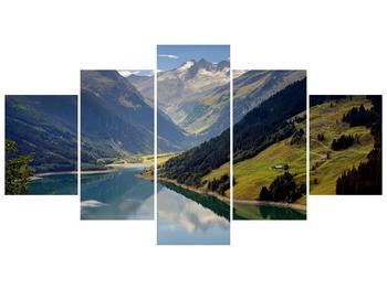 Obraz horského údolí (F001494F150805PCS)