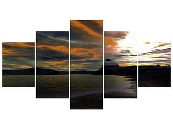 Obraz moře v temné obloze (F001564F150805PCS)