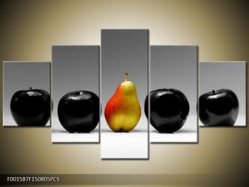 Obraz dvou jablek a hrušky (F001587F150805PCS)