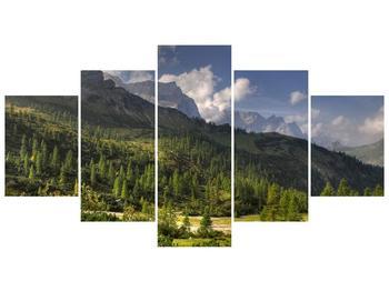 Krásný obraz hor (F001632F150805PCS)