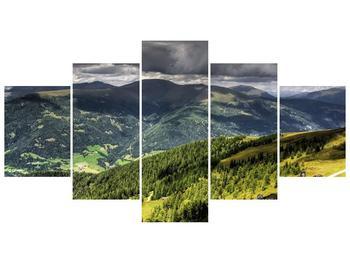 Obraz horského údolí (F001635F150805PCS)