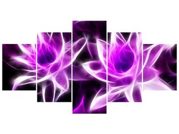Moderní obraz květin (F001725F150805PCS)