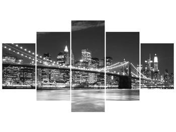 Obraz černobílého města (F001726F150805PCS)
