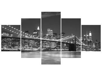 Moderní obraz - New York (F001800F150805PCS)