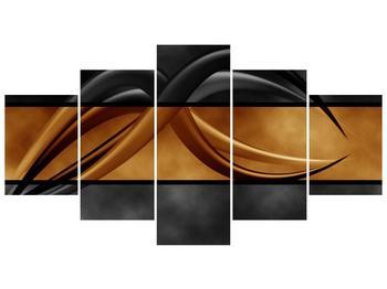 Dvoubarevný obraz chapadel (F002027F150805PCS)