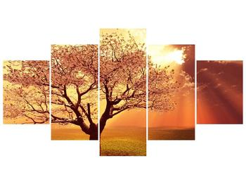 Obraz rozkvetlého stromu (F002282F150805PCS)
