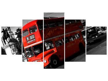 Obraz Double decker (F002379F150805PCS)
