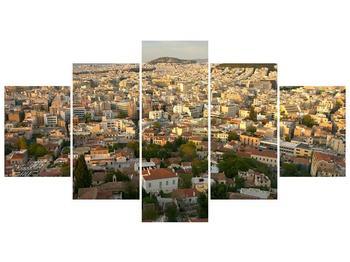 Obraz rozsáhlého města  (F002955F150805PCS)
