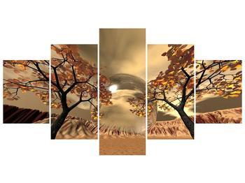 Pětidílný obraz F003228F150805PCS (F003228F150805PCS)