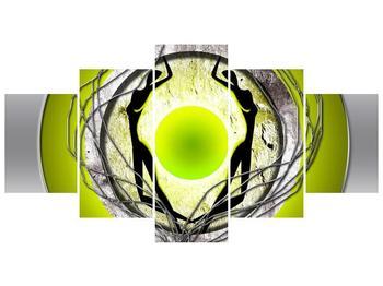 Pětidílný obraz F004897F150805PCS (F004897F150805PCS)