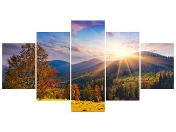 Pětidílný obraz F006016F150805PCS (F006016F150805PCS)