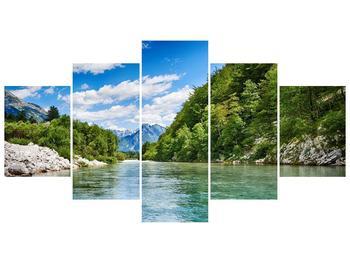 Pětidílný obraz F006107F150805PCS (F006107F150805PCS)
