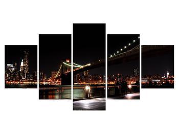 Tablou cu podul Brooklyn (K010844K150805PCS)