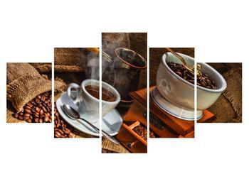 Obraz šálky kávy (K011128K150805PCS)