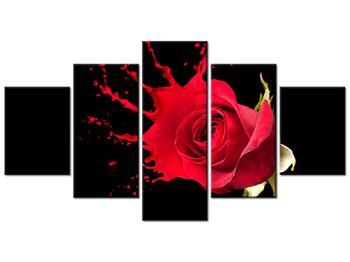 Obraz ruže (K011216K150805PCS)