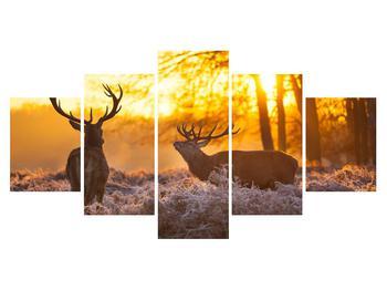 Obraz jelenů (K011267K150805PCS)