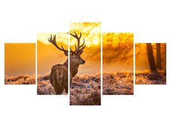 Obraz jelena (K011281K150805PCS)