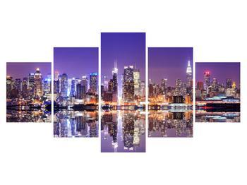 Obraz mrakodrapů (K011287K150805PCS)